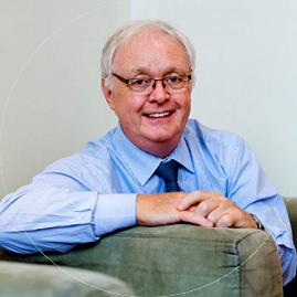 Photo of John Higgins